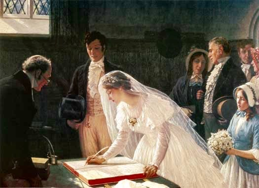 "<p style=""text-align: center;"">God's Definition of Marriage is Self-Evident</p>"